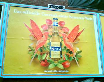 Das offizielle Getränk für eine besser Welt